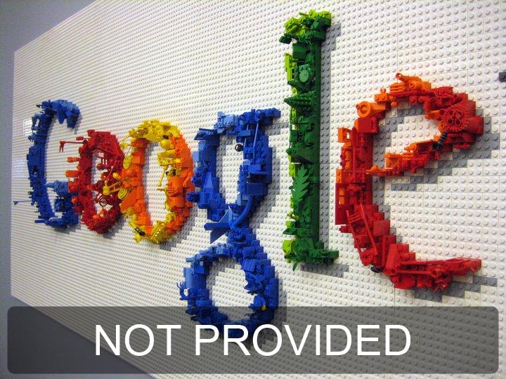 google ppc not provided