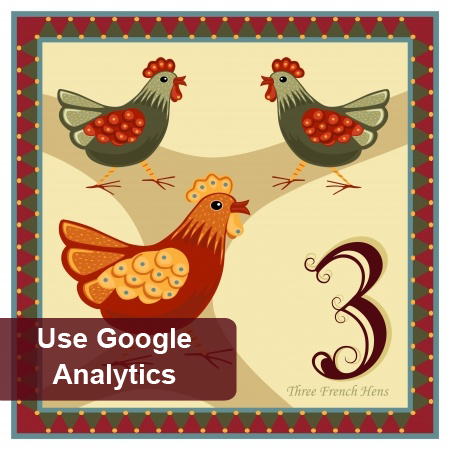 3rd Day of Pre-Christmas Marketing: Identify your key products in Google Analytics