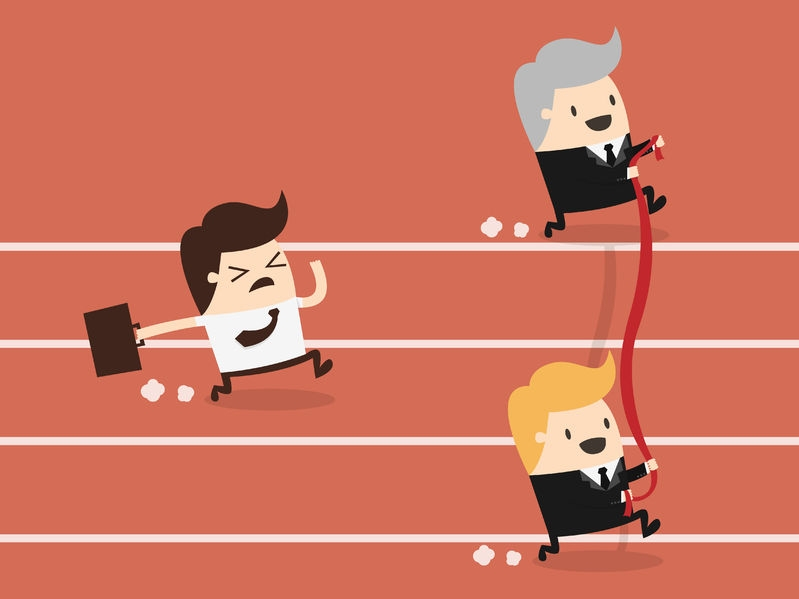 2015 New Year's Marketing Resolution 5: Competition time