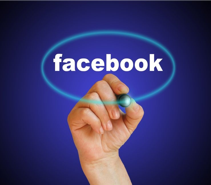 Is Facebook a sufficient form of advertising for small businesses?