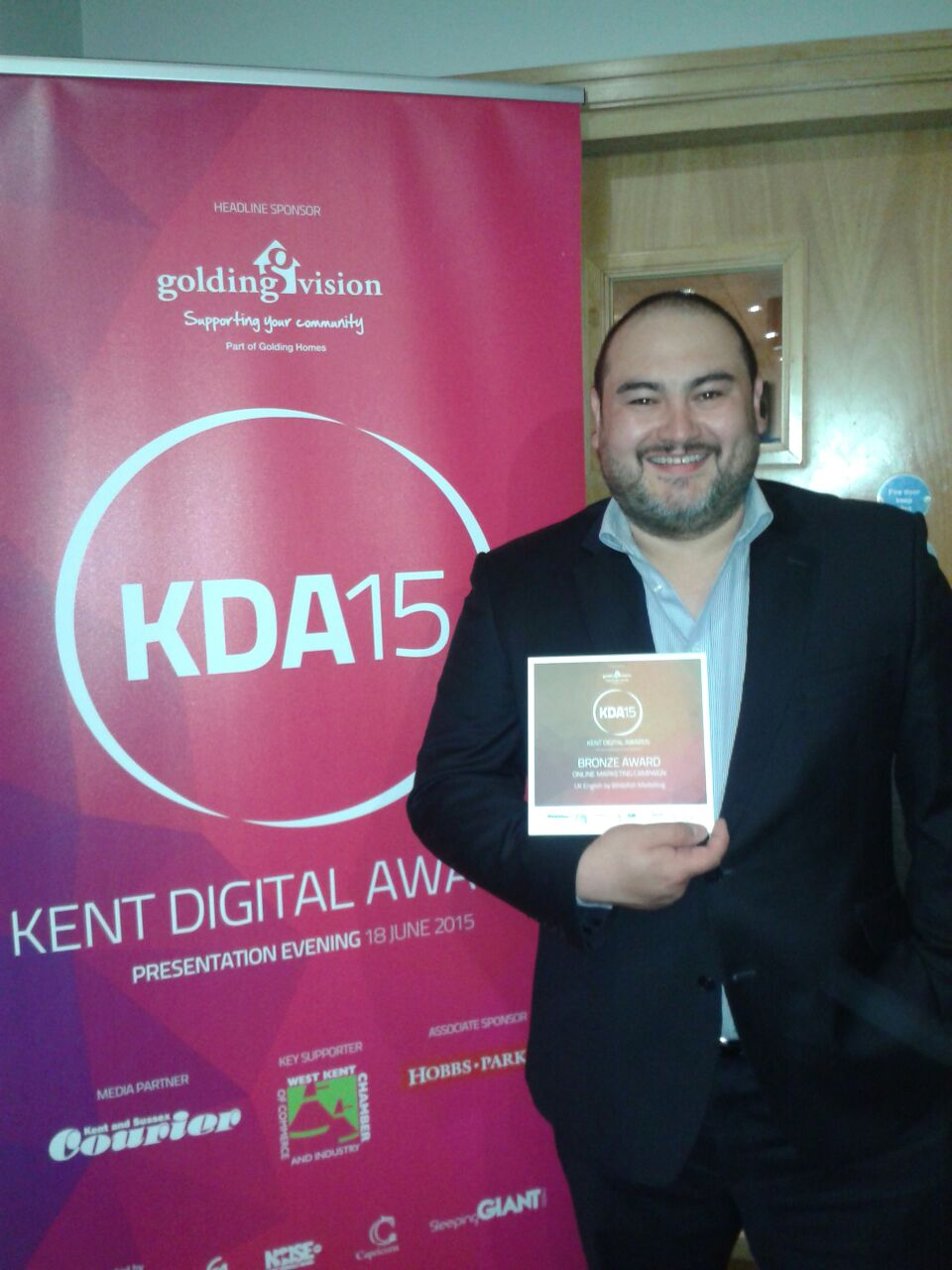 Whitefish Marketing win Bronze Award for Online Marketing Campaign