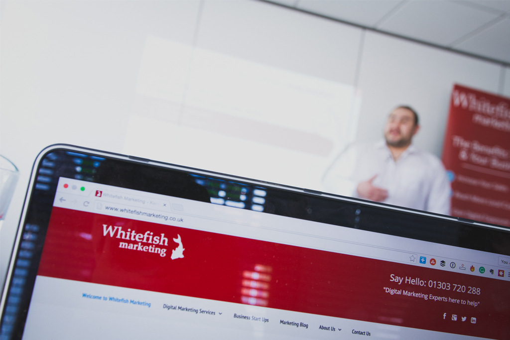Whitefish Marketing Lead a Digital Workshop for Shepway Small Businesses