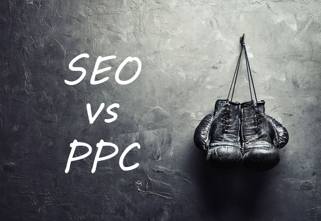 Differences of SEO and PPC