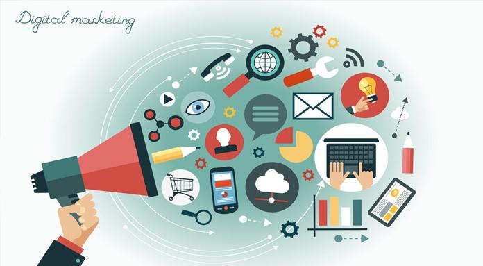 Online Marketing spend
